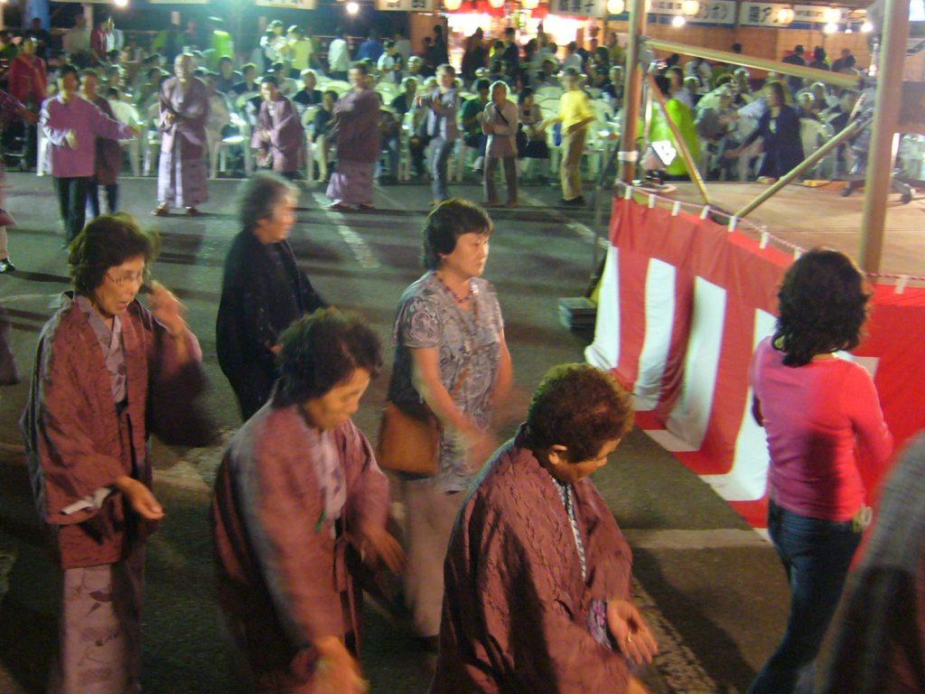 湯田中温泉夏祭り 中止